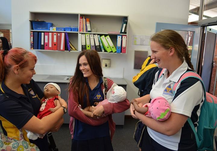 Red Ginger Hot Topics Parent Workshop Perth Carine