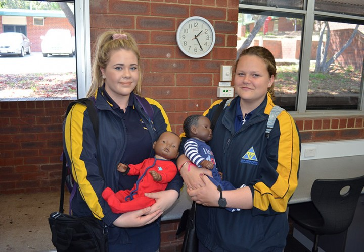 Red Ginger Baby Think it Over Program Perth Carine Hire