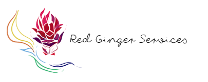 Red Ginger Services Logo